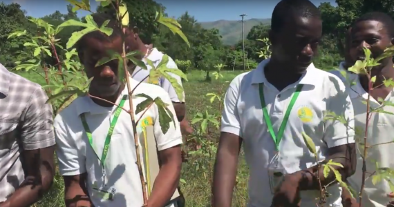 [VIDEO] CFFL Vocational School — Giving the Gift of Education
