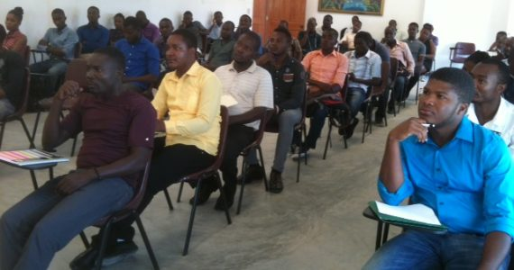 Innovative Entrepreneurship: CFFL Graduates Challenged to Create, Innovate and Produce